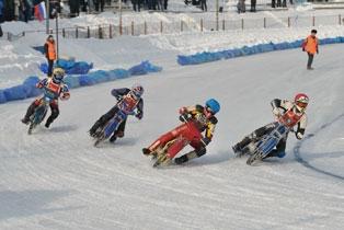 Серебро Чемпионата Европы у мотогонщика из Новосибирска