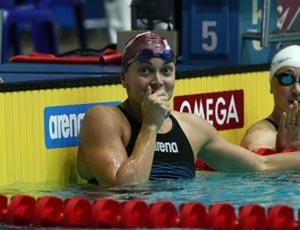 Серебро Валентины Артемьевой со временем мирового рекорда!