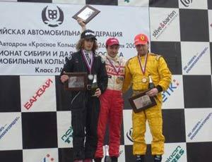 Кольцевые автогонки России. Старт дан!
