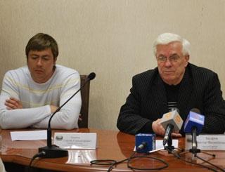 В НЦВСМ состоялась очередная пресс-конференция