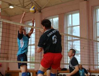 Подведены итоги Турнира по волейболу памяти А.Н. Рожкина
