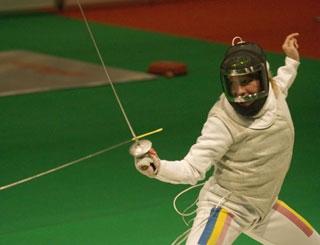 Фехтование - чемпионат Европы 2009