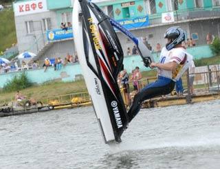 Итоги праздника водных и экстримальных видов спорта