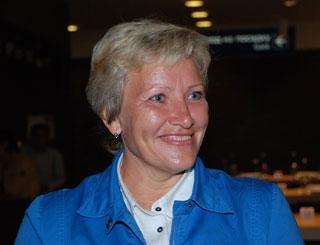 Елена Рабая выиграла бронзу чемпионата России.