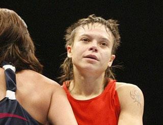Олеся Гладкова – чемпионка России по тайскому боксу!