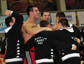 «Кубок» Европейских чемпионов отправляется в Сербию