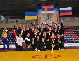 «Кубок Европейских Чемпионов – 2010» примет Белград