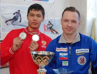 Новосибирский горнолыжник поедет в Ванкувер