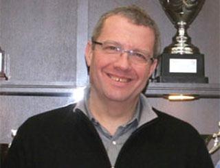 Президент Французской Ассоциации Айкидо в Новосибирске