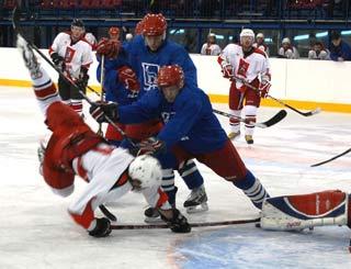 Чемпионат России по хоккею. Результаты матчей за 17 марта