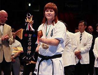 Мария Панова выиграла чемпионат России