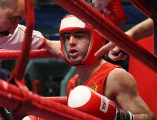 Новосибирский боксер стал Заслуженным мастером спорта России