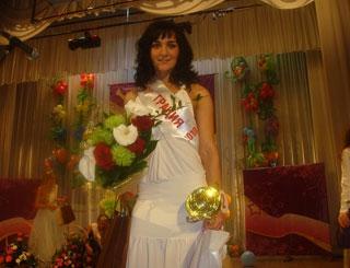 Итоги конкурса «Мисс физкультура – 2010»