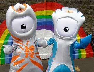 Талисманы Олимпийских и Паралимпийских Игр 2012 года