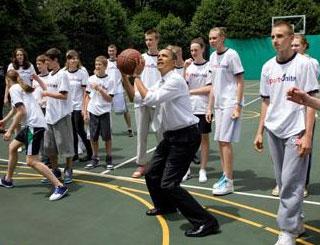 Россия - США: спортивно-молодежные обмены
