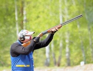 Личный чемпионат России по стендовой стрельбе