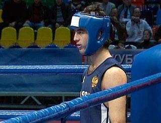 Миша Алоян добрался до медалей чемпионата Европы