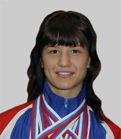 Женская борьба. Новосибирская спортсменка пробует силы на взрослом чемпионате