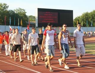Пенза - спортивная столица II Всероссийской летней Универсиады