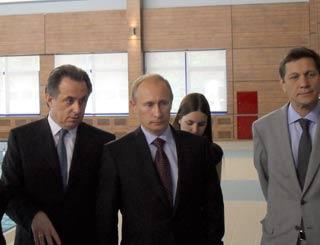 Состоялось заседание Президиума Совета при Президенте Российской Федерации по развитию физической культуры и спорта