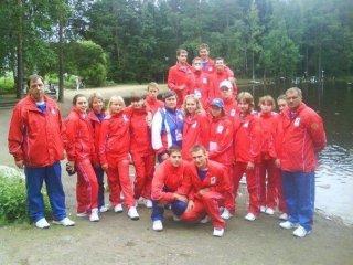 Спортивно-молодежные обмены: юношеская сборная команда России по плаванию отправится в Майами