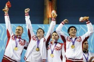 Антон Лобанов – Олимпийский чемпион среди юношей!