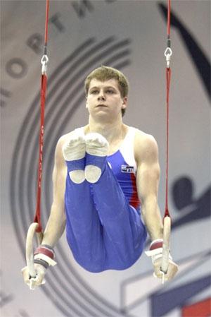 Российские гимнасты принесли в копилку сборной России три золотых и две бронзовых награды