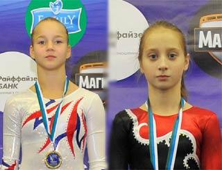 Турнир Подгорного 2010: новосибирские гимнастки завоевали больше всего наград