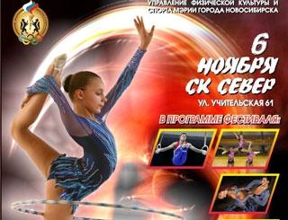 ПОЛОЖЕНИЕ о проведении ГИМНАСТРАДЫ г. НОВОСИБИРСКА, посвящённой Всероссийскому Дню гимнастики 6 ноября 2010г