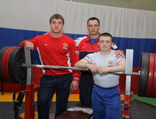 Новосибирец становится рекордсменом на чемпионате мира!