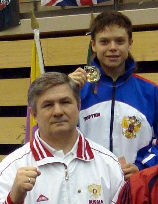 Олеся Гладкова стала обладательницей Кубка России по боксу