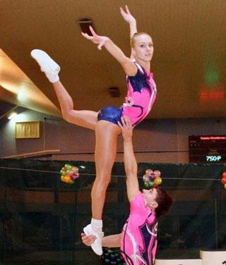 Новосибирец Кирилл Куликов привез 2 золотые медали с Кубка России по спортивной аэробике