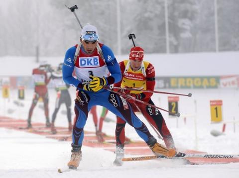 Новосибирск примет у себя первый этап кубка России по биатлону