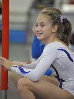 Еще одна новосибирская гимнастка включена в национальный состав сборной команды России