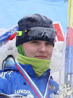 Первые медали лыжного сезона