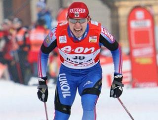 Новосибирский лыжник стал победителем этапа Кубка мира
