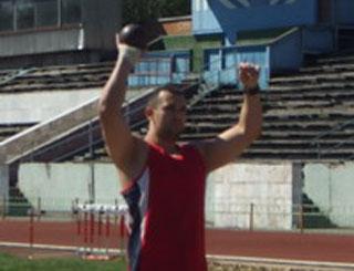 Новосибирский атлет привез бронзу с международных соревнований
