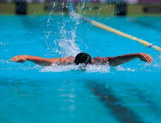 Александр Тризнов – чемпион России в плавании на 50 м брассом