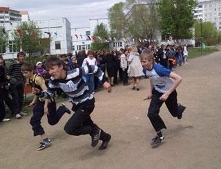 Спортивный праздник «О, спорт, ты - мир»