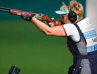 Новосибирские спортсменки выигрывают чемпионат России по стендовой стрельбе