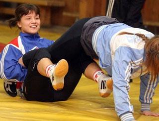 Новосибирская спортсменка становится обладательницей Европейского золота