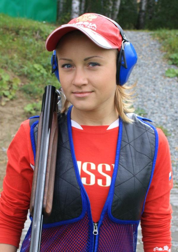 Екатерина Рабая выступит на первенстве Европы по стендовой стрельбе.