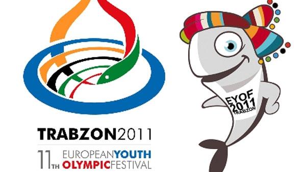 XI летний европейский юношеский Олимпийский фестиваль открылся в  турецком Трабзоне