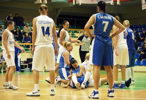 Баскетболистки новосибирского клуба Динамо-Гувд начали сезон с победы в групповом этапе кубка России