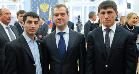 Дмитрий Медведев встретится с чемпионами мира и Европы по летним видам спорта