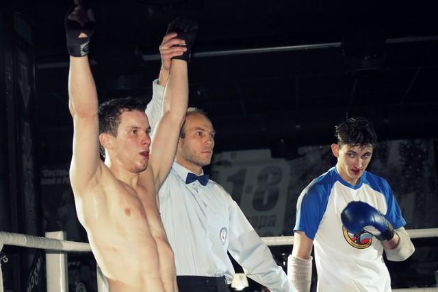 Второй турнир по тайскому боксу прошел в Новосибирске