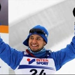 Илья Черноусов одержал две победы  на этапе альпийского Кубка по лыжным гонкам
