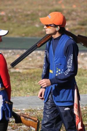 Гран При Кипра. Новосибирские стрелки готовятся к Олимпийским играм