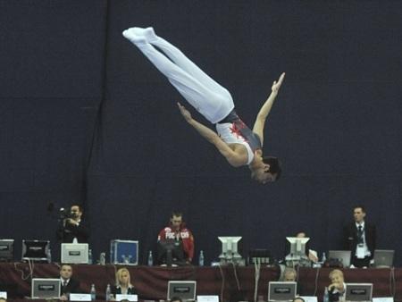 Российская сборная стала фавориткой чемпионата и Первенства по прыжкам на батуте