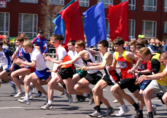 Молодежь помчится по Станиславского в память о военных подвигах сибирских героев